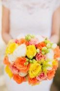Brautstrauß-gelb-orange