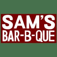 Sam's Bar-B-Que Logo