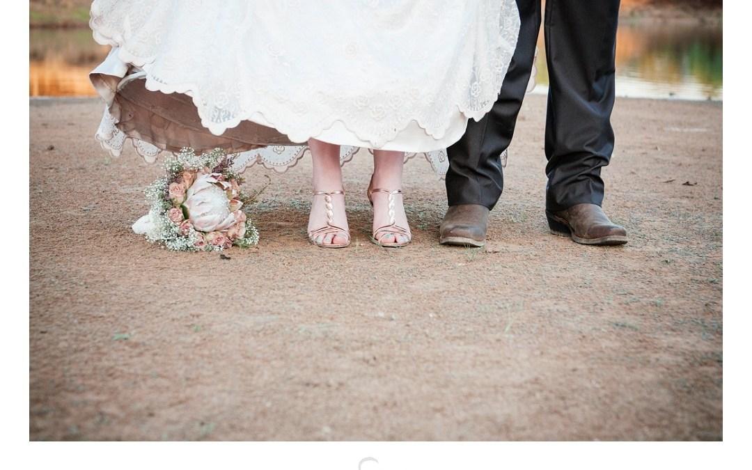 Wedding | Jan and Tanya's bushveld wedding