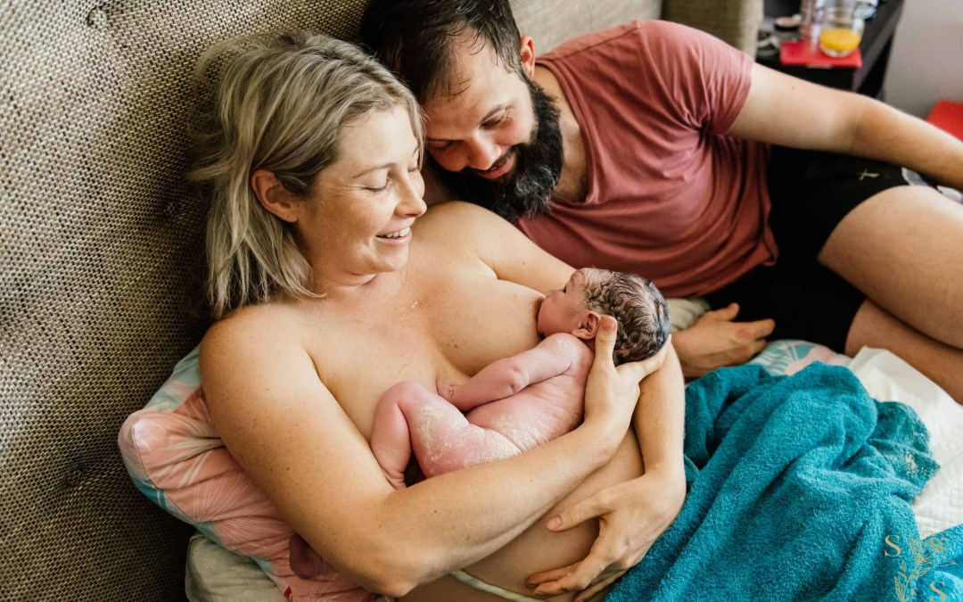 Birth | David's supernatural Birth | Johannesburg Birth Photographer