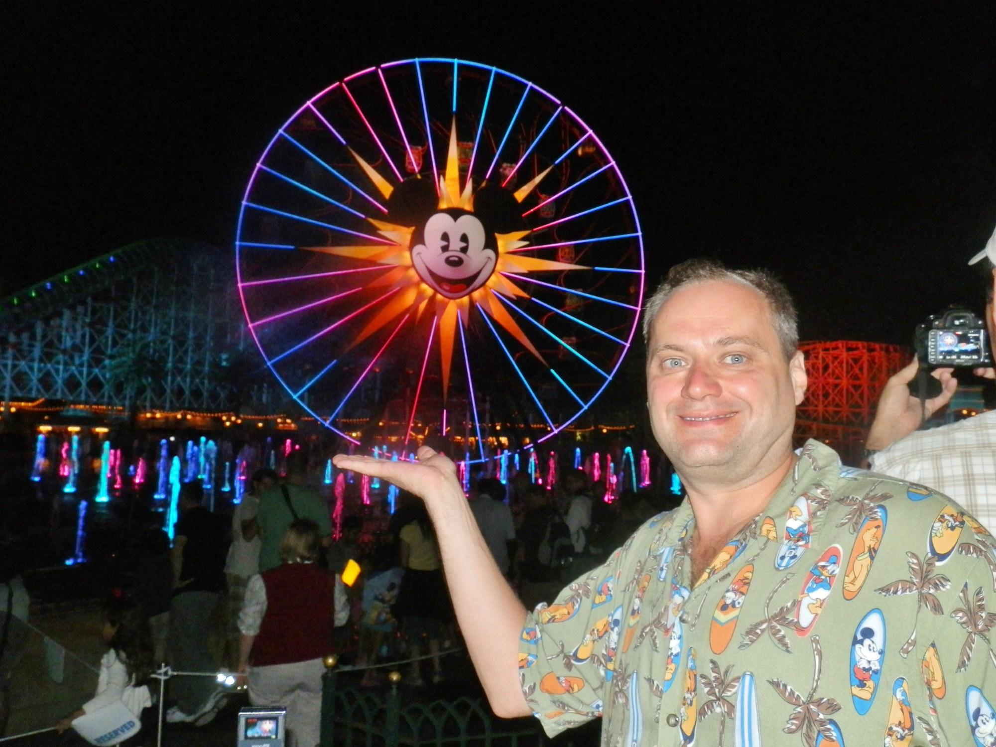 World of Color - Disney California Adventure