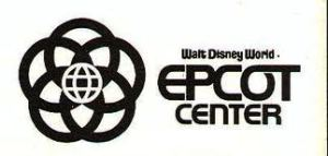 Original Epcot Center Logo