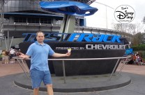 Test Track presented by Chevrolet (Entrance)