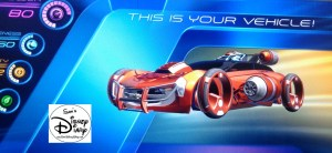 "This is ""My"" Test Track Vehicle design.  Score 201"