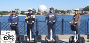 A family affair, November 2012 Epcot Segway Tour