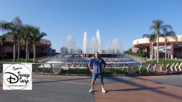 Epcot Segway Tour - In the park before rope drop