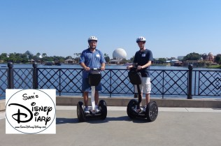 Epcot Segway Tour - Nick and Sam - June 2012