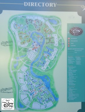 Port Orleans Directory (Port Orleans Riverside Marina)