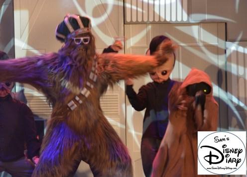 Star Wars Weekend Hyper Space Hoopla 2013
