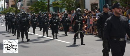 """Legends of the Force"" Motorcade and Celebrity Welcome,"
