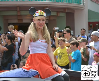 """""""Legends of the Force"""" Motorcade and Celebrity Welcome, Ashley Eckstein Celebrity Host for 2013"""