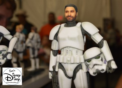The D-Tech Me Storm Trooper experience.
