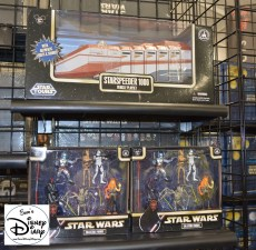 The Star Tours Star Speeder 1000, available at Darth's Mall