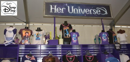 Ashley Eckstein's Her Universe collection, lots of designs available in Darth's Mall