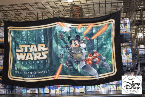 Star Wars Weekend Beach Towel!! 2013 Edition