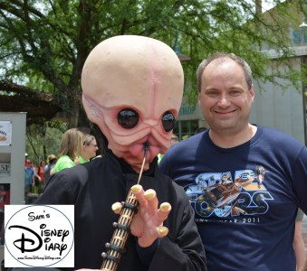 The Cantina Band was very well represented.... I can hear the music now...