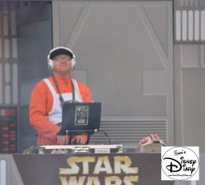 Star Wars Weekend Hyper Space Hoopla 2013 - Pre-Show DJ
