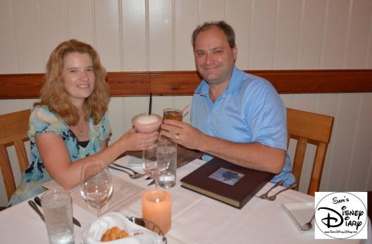 Yachtsman Steakhouse! Anniversary Dinner Day 2
