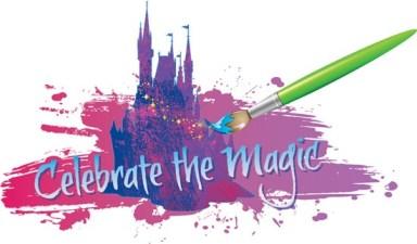 Celebrate the Magic Official Logo