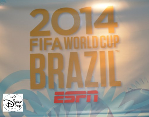 The Odyssey Center is the ESPN headquarters for FIFA World Cup action.