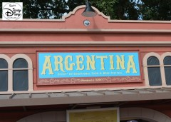 Epcot International Food and Wine Festival 2013 - Argentina