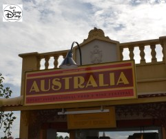 Epcot International Food and Wine Festival 2013 - Australia