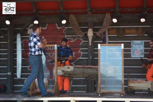 The Canadian Lumberjacks