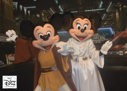 Lots of Star Wars Photo Ops