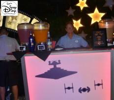 "Star Wars Weekend ""Fell The Force"" Premium Package - Specialty Beverages"