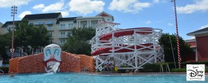 Keaster Coaster water Slide