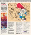 Disney MGM Studios Opening day Map