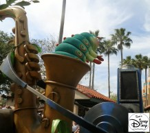 Pixar Countdown to Fun Parade was a daily parade at Hollywood studios from 2011-2013
