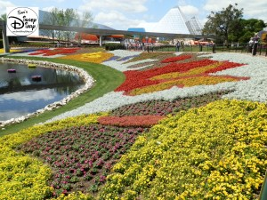Epcot International Flower and Garden Festival 2012