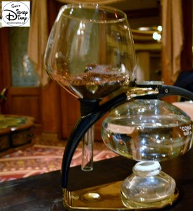 The Coffee Experiment at Victoria and Albert's Queen Victoria Room