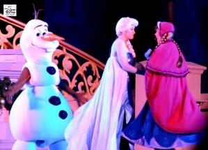 Sams Disney Diary #65 - 2015 Frozen holiday Wish