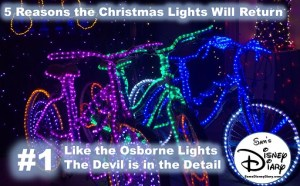 Why the Christmas Lights will be back at Hollywood Studios Reason #1: The Fine Print