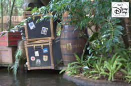 Sams Disney Diary Episode #66 - Ginger Beer - not sure if that's specific to the Jingle Cruise... I'll need to check this summer.
