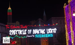 The 20th and Final Year of the Osborne Spectacle of dancing Lights - Marque