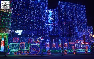 The 20th and Final Year of the Osborne Spectacle of dancing Lights - Mickey Train