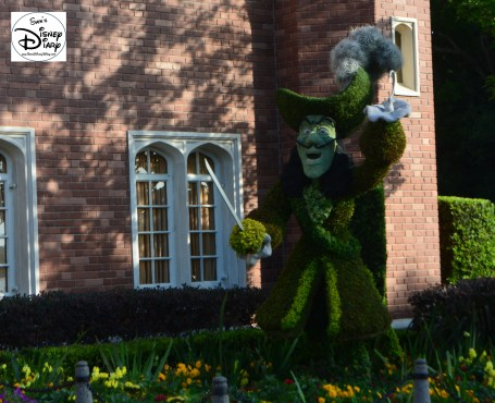 SamsDisneyDiary Episode 70 Flower and Garden Festival 2015 (25)