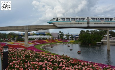 Epcot Flower and Garden Festival - Festival Blooms
