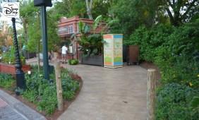 Epcot Flower and Garden Festival Outdoor Kitchen