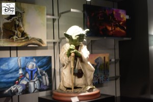 Yoda - Available for purchase in Star Wars Launch Bay