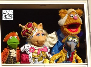 SamsDisneyDiary Episode #75 - The Muppets present Great Moments in American History. The Gang is all here for a salute to all nations but mostly America... wait, wrong park, sorry