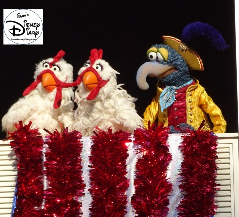 SamsDisneyDiary Episode #75 - The Muppets present Great Moments in American History. The Great Gonzo - and his friends