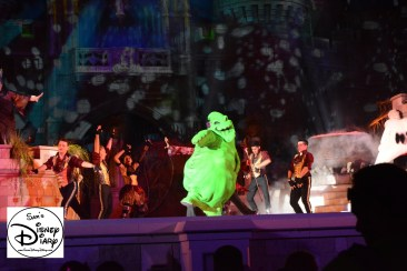 Sams Disney Diary #74: Hocus Pocus Villain Spelltacular at Mickey's Not So Scary Halloween Party
