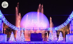 SamsDisneyDiary 84 - Fountain of Nations Holiday Edition