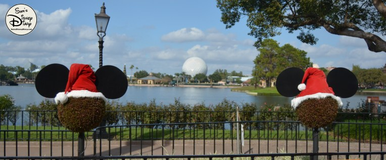 SamsDisneyDiary 85: Epcot Holidays around the World