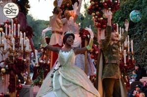 SamsDisneyDiary 82: Disneyland Christmas Fantasy Parade - Tiana