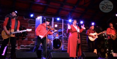 SamsDisneyDiary #86 - Epcot Holidays Around the World Musical Tour - Canada